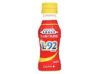 カルピス 守る働く乳酸菌 Lー92 ボトル100ml