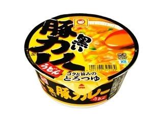 マルちゃん 黒い豚カレーうどん カップ87g
