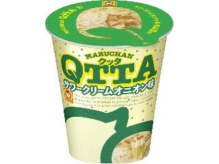 マルちゃん QTTA サワークリームオニオン味 カップ87g