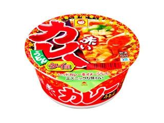 マルちゃん 赤いカレーうどん タイ風 カップ90g