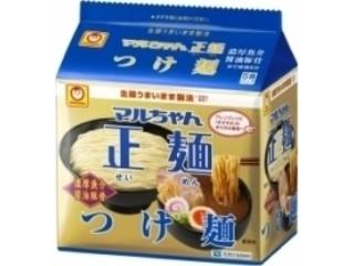 マルちゃん生麺 つけ麺 濃厚魚介醤油豚骨 袋104g×5