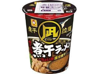 マルちゃん 煮干拉麺 凪 すごい煮干ラーメン カップ96g