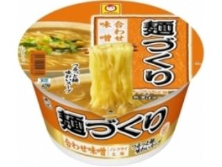 マルちゃん 麺づくり 合わせ味噌 カップ104g