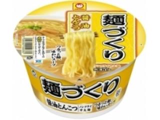 マルちゃん 麺づくり 醤油とんこつ カップ89g
