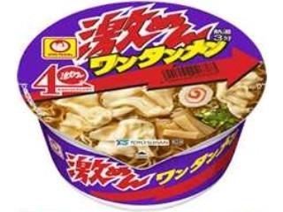 マルちゃん 激めん ワンタンメン カップ91g