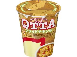 マルちゃん QTTA フライドチキン味 カップ80g