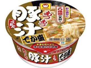 マルちゃん あつあつ豚汁うどん でか盛 カップ139g