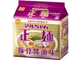 マルちゃん正麺 豚骨醤油味
