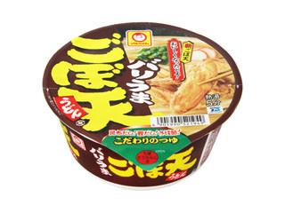 マルちゃん バリうま ごぼ天うどん カップ89g