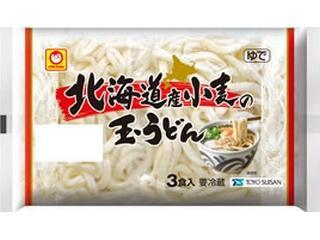 北海道産小麦の玉うどん