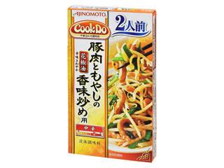 味の素 Cook Do 豚肉ともやしの香味炒め用 箱50g