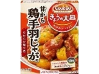 味の素 Cook Do きょうの大皿 鶏手羽じゃが用 箱100g