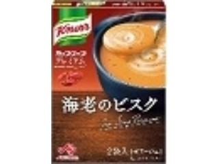 味の素 カップスーププレミアム 海老のビスク 箱45.8g