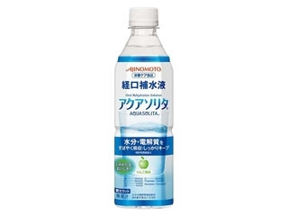 味の素 アクアソリタ りんご風味 ペット500ml