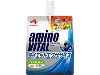 味の素 アミノバイタル ゼリードリンク ダイエットエクササイズ 袋180g