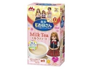 森永 Eお母さん ミルクティー風味 箱18g×12