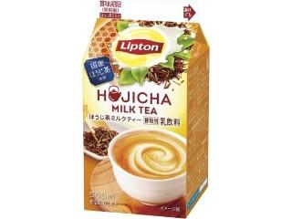 リプトン ほうじ茶ミルクティー パック500ml