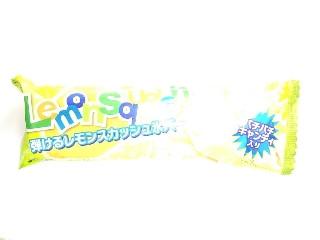 森永 弾けるレモンスカッシュ氷バー