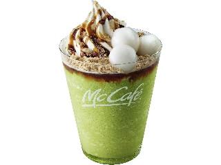 マクドナルド マックカフェ バイ バリスタ 黒蜜きなこ抹茶フラッペ