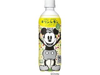KIRIN キリンレモン ゼロ ミッキーマウスデザインパッケージ ペット500ml