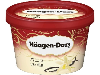 ハーゲンダッツ ミニカップ バニラ カップ110ml