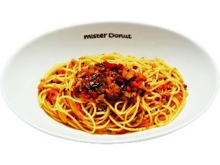 ミスタードーナツ いわしと香味野菜のペペロンチーノ