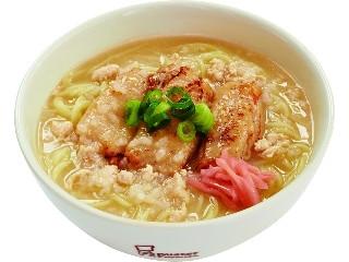 ミスタードーナツ 生姜香るサムゲタン風麺
