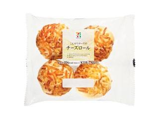 セブンプレミアム チーズロール 袋4個