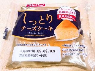 フジパン しっとりチーズケーキ 袋1個
