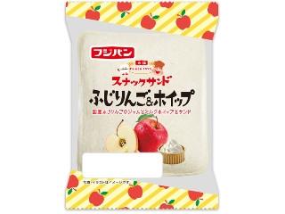 フジパン スナックサンド ふじりんご&ホイップ 袋2個