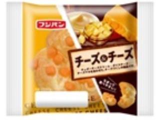 フジパン チーズ&チーズ 袋1個