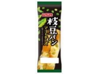 枝豆パン マヨ&チーズ