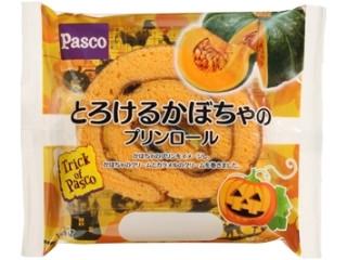 Pasco とろけるかぼちゃのプリンロール 袋1個
