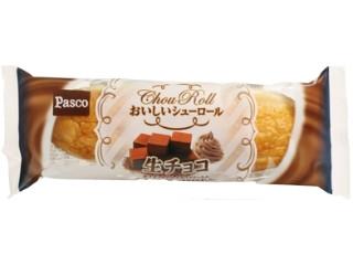 Pasco おいしいシューロール 生チョコ 袋1個