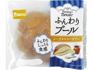 Pasco ふんわりブール メープル&マーガリン 袋1個