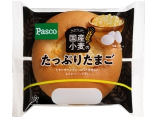 Pasco 国産小麦のたっぷりたまご 袋1個