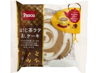 Pasco ほうじ茶ラテ蒸しケーキ 袋1個