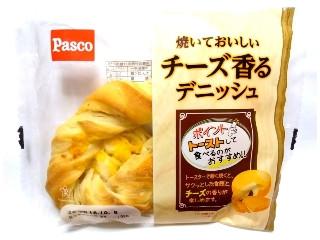 Pasco 焼いておいしいチーズ香るデニッシュ 袋1個