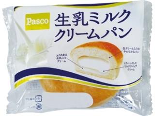Pasco 生乳ミルククリームパン 袋1個