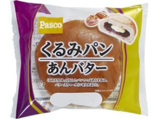 Pasco くるみパン あんバター 袋1個