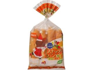 Pasco スナックパン 野菜と果物 クリスマス限定パッケージ 袋8本