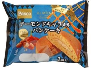 アーモンドキャラメルパンケーキ