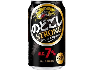 KIRIN のどごし STRONG 缶350ml