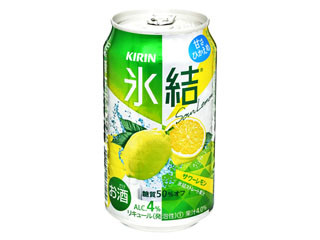 KIRIN 氷結 サワーレモン 缶350ml