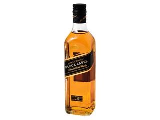 ジョニーウォーカー ブラックラベル 12年 瓶200ml
