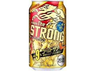 KIRIN キリン・ザ・ストロング ゴールドサワーVodka 缶350ml