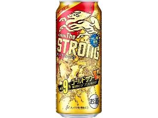 KIRIN キリン・ザ・ストロング ゴールドサワーVodka 缶500ml