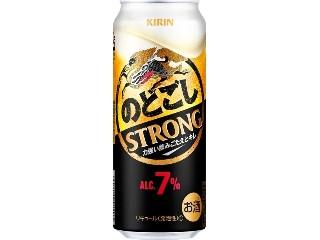 KIRIN のどごし STRONG 缶500ml