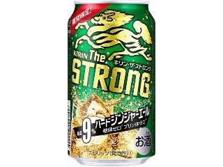 KIRIN キリン・ザ・ストロング ハードジンジャーエール 缶350ml