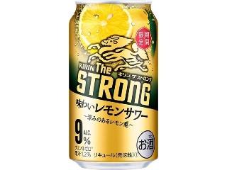 キリン・ザ・ストロング 味わいレモンサワー
